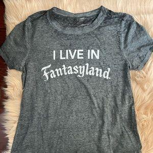 SOLD OUT Disney Parks T Shirt (Magic Kingdom)